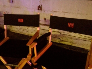 Shailene and Theo's set chairs!