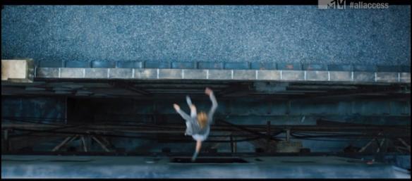 Train Jumping!