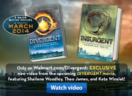 Walmart-Divergent-Exclusive